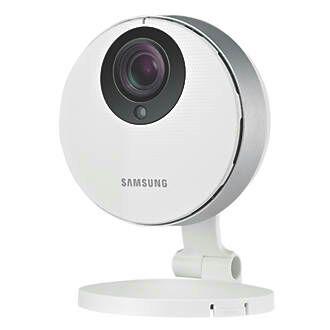 Samsung SmartCam HD Pro WiFi security camera £49.99 instore at Screwfix Live, Farnborough