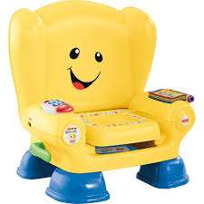 Fisher price laugh and learn chair £22.50 @ Sainsburys
