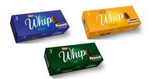Multipack x3 Nestle whip mint £1 at poundland