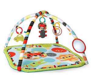 Bright Starts Kaleidoscope Safari Gym £15 @ Asda George