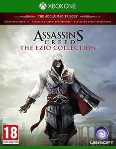 Assassin's Creed: The Ezio Collection  £15 at Amazon [Xbox One] Prime (Plus £3.99 P&P non-Prime)