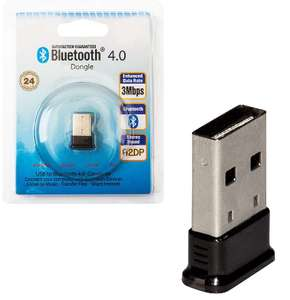 USB Bluetooth 4.0 Wireless Dongle EDR Adapter Transmitter & Receiver - £4.99 @ 7dayshop (plus £1.49 P&P)