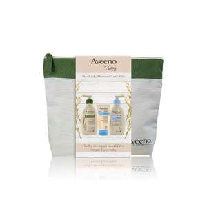 Aveeno baby and mum gift set £7.50 instore @ Asda