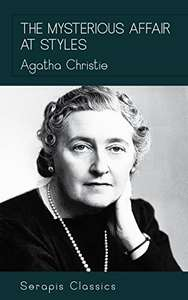Agatha Christie  - The Mysterious Affair at Styles (Hercule Poirot Book 1) Kindle Edition - Free Download @ Amazon