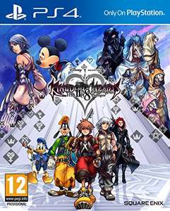 Kingdom hearts HD 2.8 Final Chapter (PS4) £14.57 (prime only)  +£1.99 non prime @ amazon