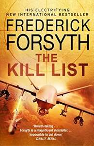 5 X Frederick Forsyth Kindle Ebooks 99p each (Individual Links in description) @ Amazon Deal of the Day