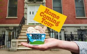 Free Ben and Jerry's in London 2-3 October