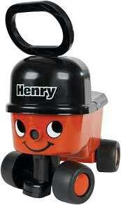 Henry and hetty ride on. £11.25 amazon prime members (£14.24 non-Prime)