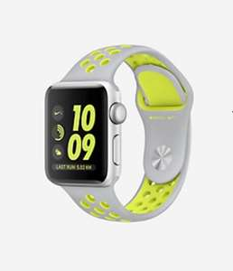 APPLE WATCH NIKE+ SERIES 2 (38MM) OPEN BOX for £220.97 at Nike