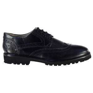 Lyle and Scott Drolsay Leather Brogues £26.00 RRP £85.00 at USC (£4.95 delivery/C&C)
