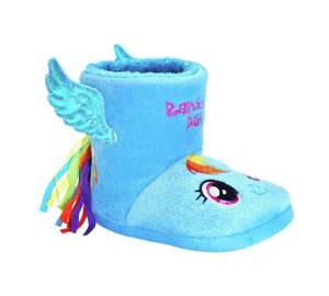 My Little Pony Slipper Boots - Now £8.66 @ Argos