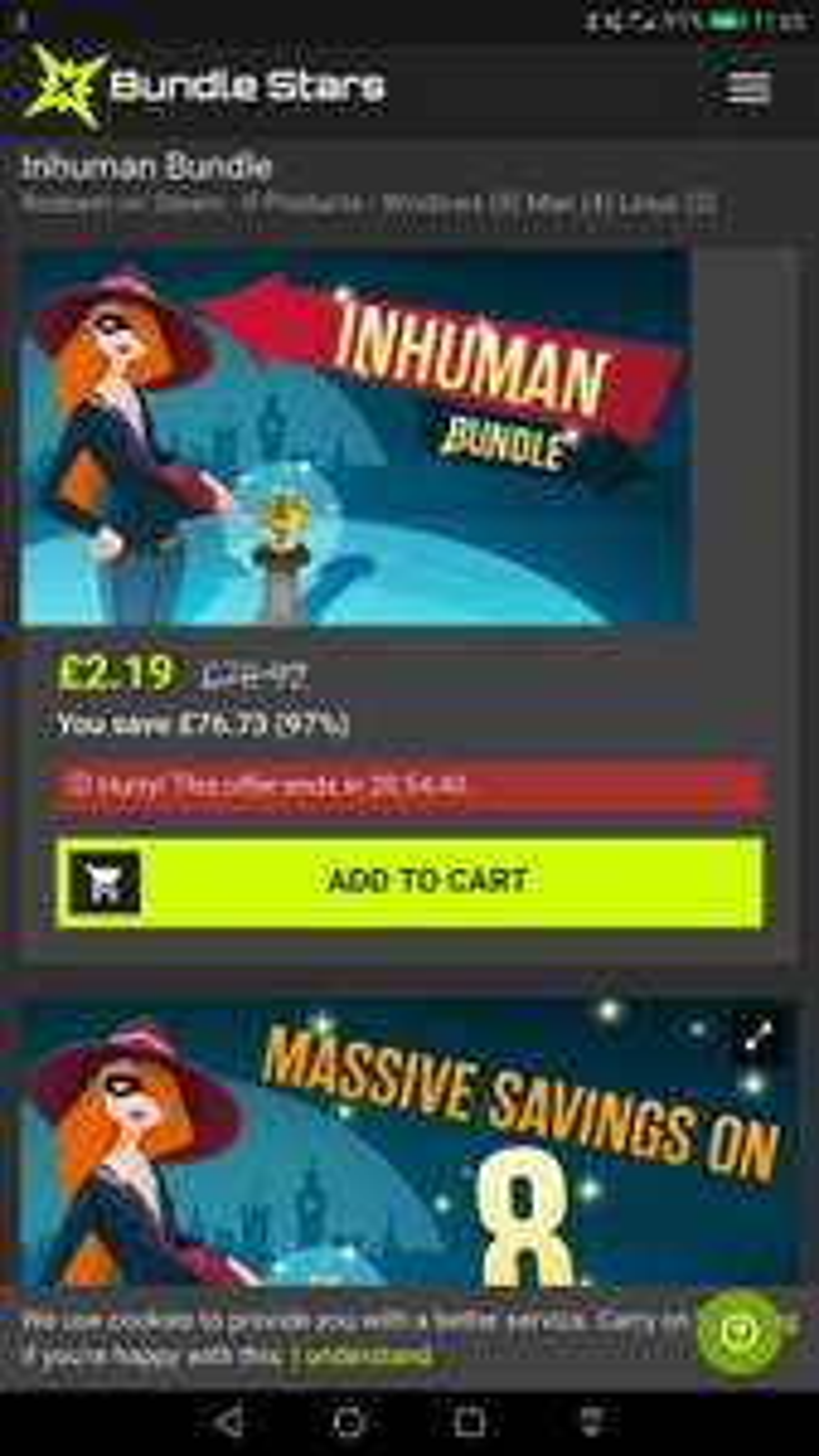 Bundlestars - Inhuman Bundle (includes Deadly Premonition) - £2.19 - Steam
