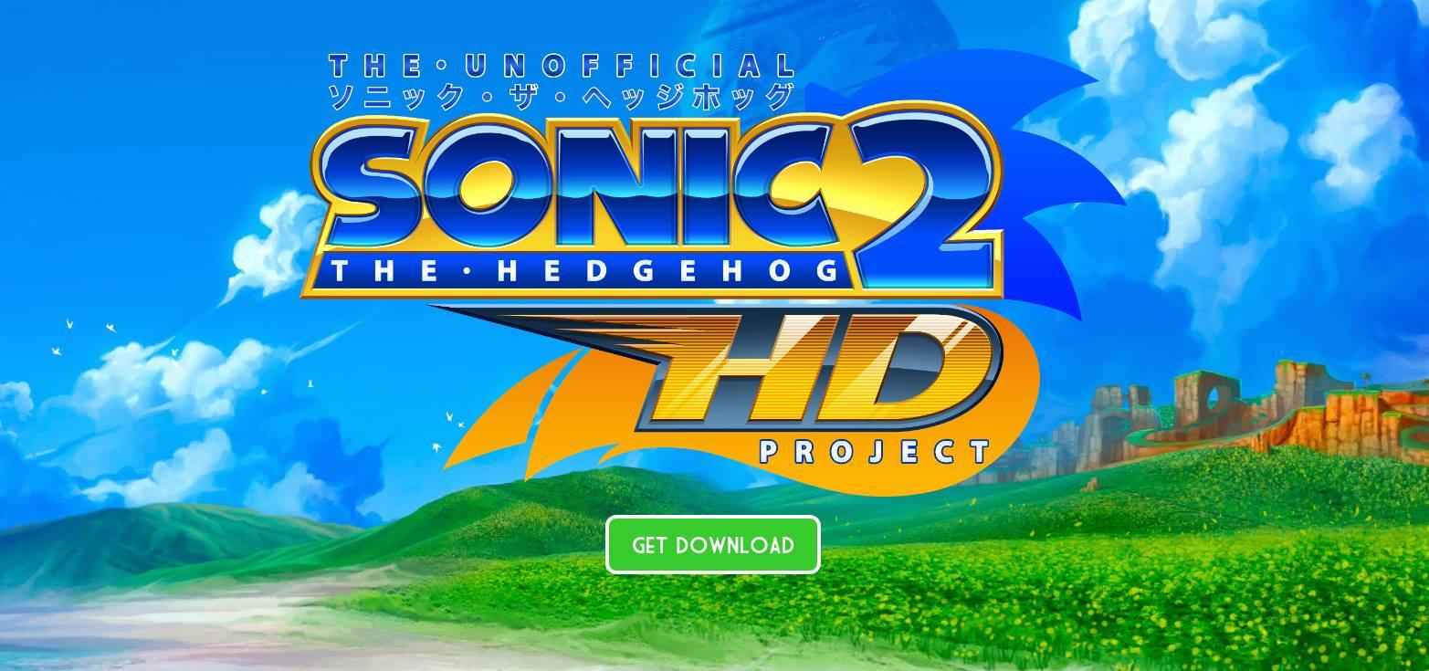 Sonic 2 HD Demo 2.0 (Pre-release)