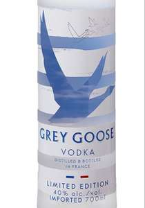 Grey Goose Limited Edition Riviera Bottle French Vodka, 70 cl £29.95 @ Amazon