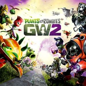 Plants Vs Zombies 2 PS4 on PSN at £5.49 for PS+ members. (£7.99 without) RRP £24.99