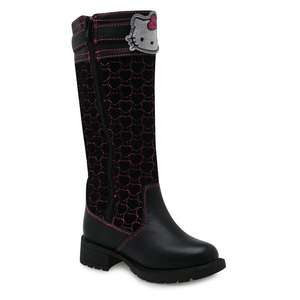 Hello Kitty Kitty Knee Boot Childrens £8.00 / £12.99 delivered @ Sports direct