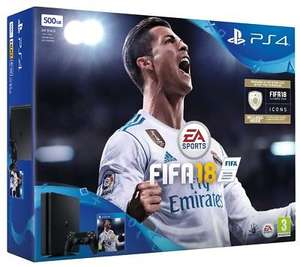 PS4 Slim With Fifa 18 Only £199.99 @ ShopTo / eBay