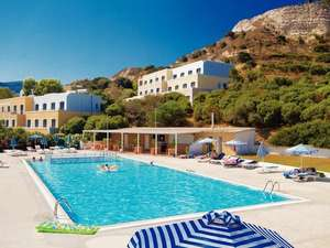From Stansted: 7 Nights Half Board in Kos 5th October just £197.99pp Inc flights, hotel, transfers & 15kg luggage @ Thomas Cook