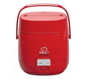 Perfect Cooker One Touch Portable Multi-Cooker Red OR Black - £16.99 w/code @ Robert Dyas