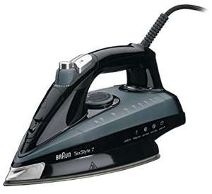 Braun TexStyle 7 (TS 745A) Iron Reduced to clear: £27.83 from £55.65 @ Tesco (Instore)