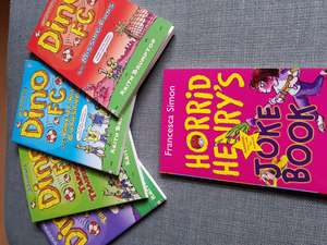 Usborne Books, Horrid Henry & Early Readers £1 (IN STORE) @ Poundland