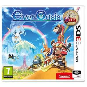 Ever Oasis [3DS] £21.85 @ Amazon