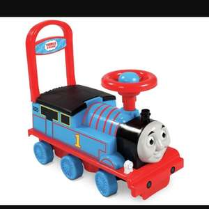 Thomas and Friends Engine ride on £10 instore @ Tesco