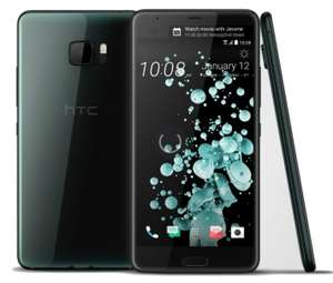 HTC U Ultra 64GB 4G Dual Sim SIM FREE / UNLOCKED £266.99 @ Eglobalcentral Android Oreo update agreed by HTC