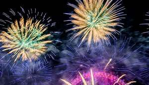 London New Year's Eve Fireworks Tickets   £10 Only @ see tickets