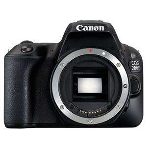 Canon 200D Camera Body only, £70 off. £509 @ Jessops