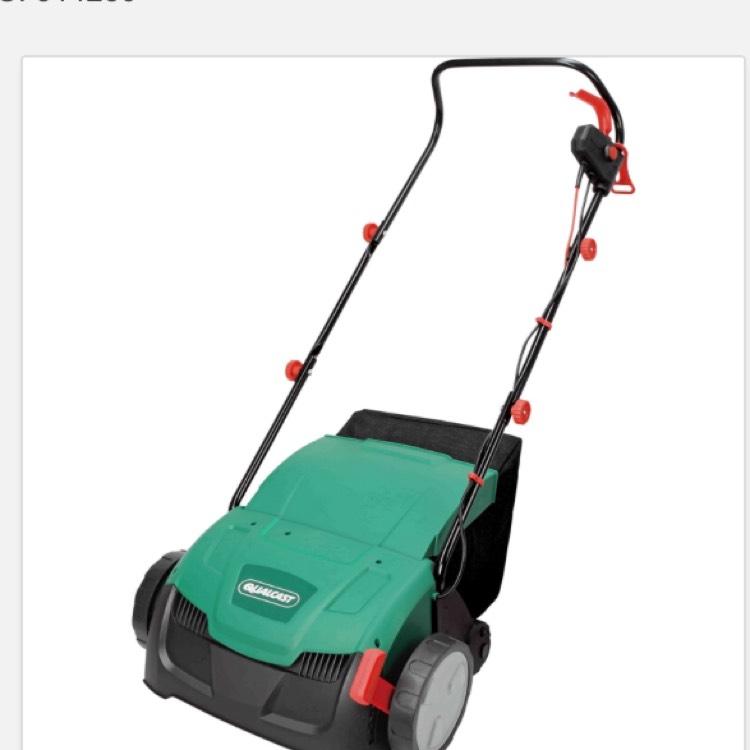 Qualcast Lawn Rake & Scarifier £33.99 @ Homebase