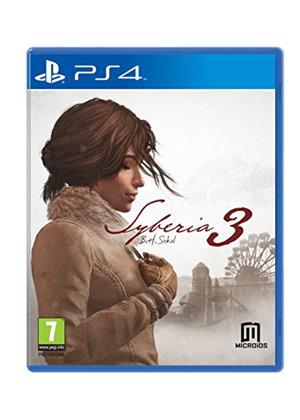 Syberia 3 PS4 £12.84 @ base