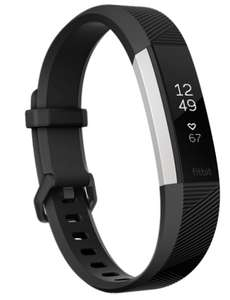 Fitbit Alta HR Fitness Wrist Band - Large Black (other colours are also available) £97.99 @ Eglobal Central