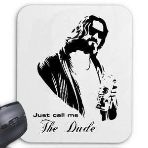 "Mousepad Computer Mouse "" The Big Lebowski The Dude"" , £6.99 from GBP International/amazon"