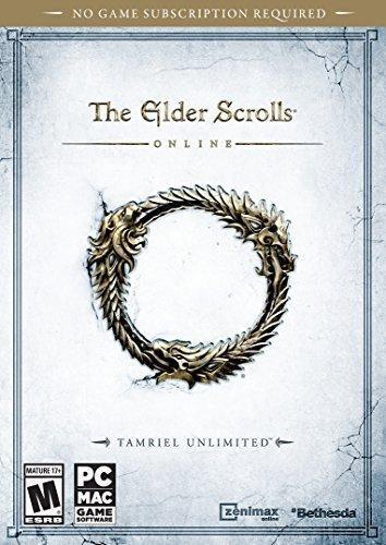 [PC/Mac] Elder Scrolls Online: Tamriel Unlimited - £3.99/£3.79 - CDKeys