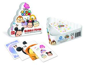 Tsum Tsum Bubble Fever Card Game (Ages 6+), In Store @ Poundland, £1