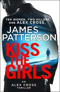 7 James Patterson Kindle E-Books 99p each Deal of the Day @ Amazon (Individual Titles and Links in description)