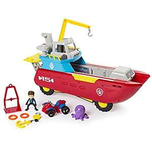 Paw patrol sea patroller  £51.09 at Amazon