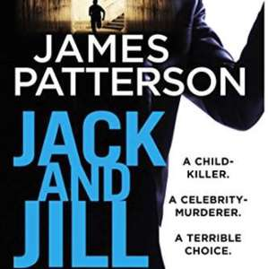 James Patterson Kindle E-Books Deal of the Day - 99p