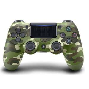 Camo Green PS4 Controller at Argos for £36.99