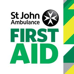 Free life saving app (Android, iOS or Blackberry) from St Johns Ambulance