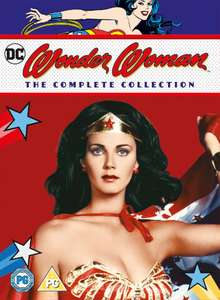 Wonder Woman (Lynda Carter) Complete Collection 21 Disc DVD Boxset £22.99 with Free P & P @ zavvi