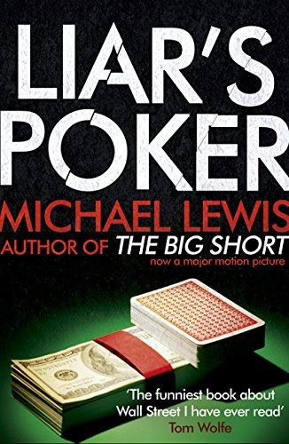 Amazon Kindle - Liar's Poker by Michael Lewis 99p