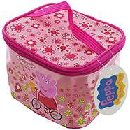 Peppa Pig Vanity cases (Choice of 3) £2.40 each @ The Works
