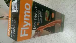 Flymo mini trim st strimmer reduced to clear in Wilco Warrington £10