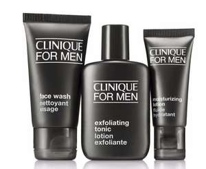 Clinique For Men Trial Kit £5 @ Boots (Free C&C)