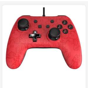 Nintendo Switch Mario Wired controller Del £24.99 @ Smyths
