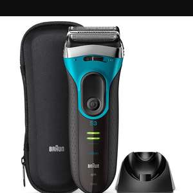 Braun 3080 Shaver Razor £60 plus 30% off for new customers @ Ocado