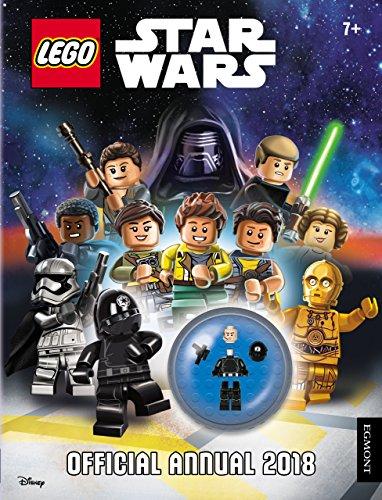 The LEGO® STAR WARS: Official Annual 2018 (Egmont Annuals 2018) £3.49 prime / £6.48 non prime @ Amazon