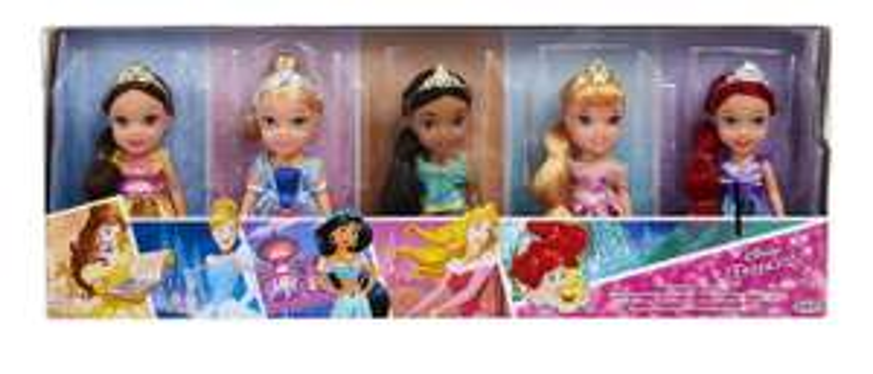 Disney Princess Petite Princess 5 Pack £25 @ Tesco